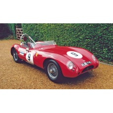 Lester MG historic sports race car
