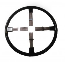 "15 1/2"" Brooklands steering wheel."