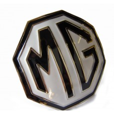 Badge - MG B&W