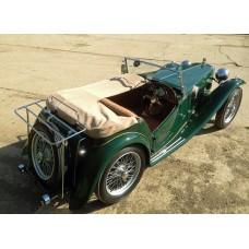 20 - MG TC, fully restored